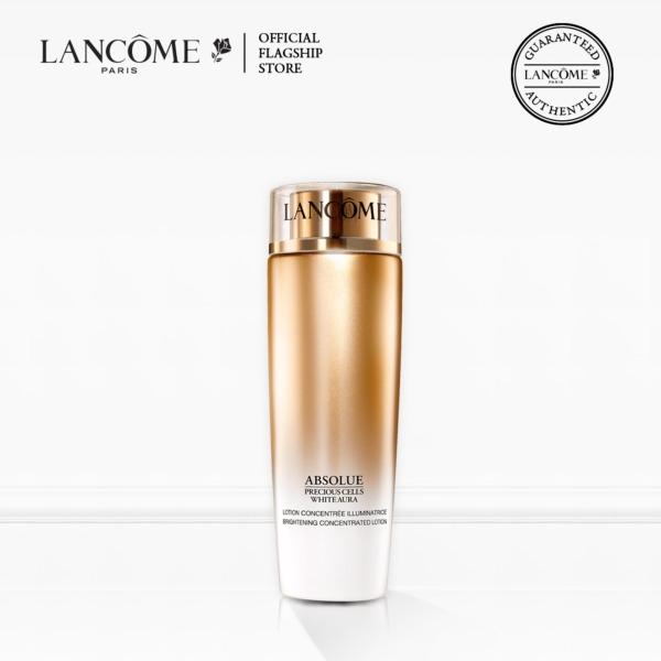 Nước cân bằng và làm sáng da Lancôme Absolue White Aura 150ml
