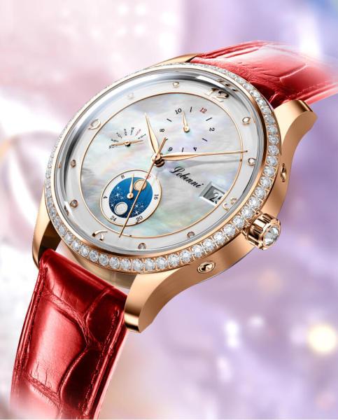 Đồng hồ nữ chính hãng LOBINNI L2063-1
