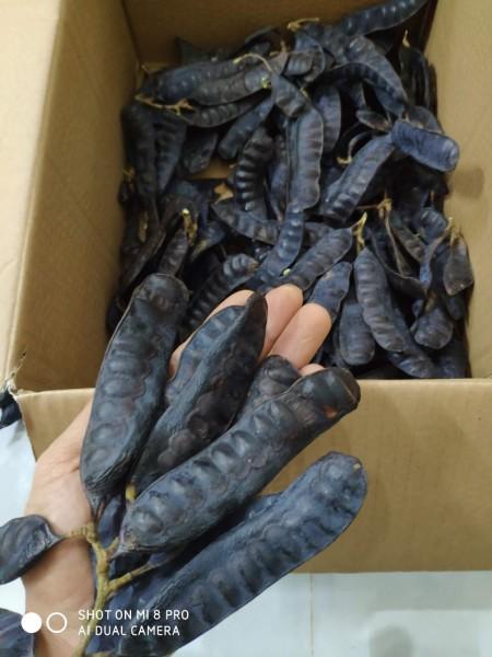 Bồ kết khô 500g hàng đẹp nguyên quả hình thật nhập khẩu