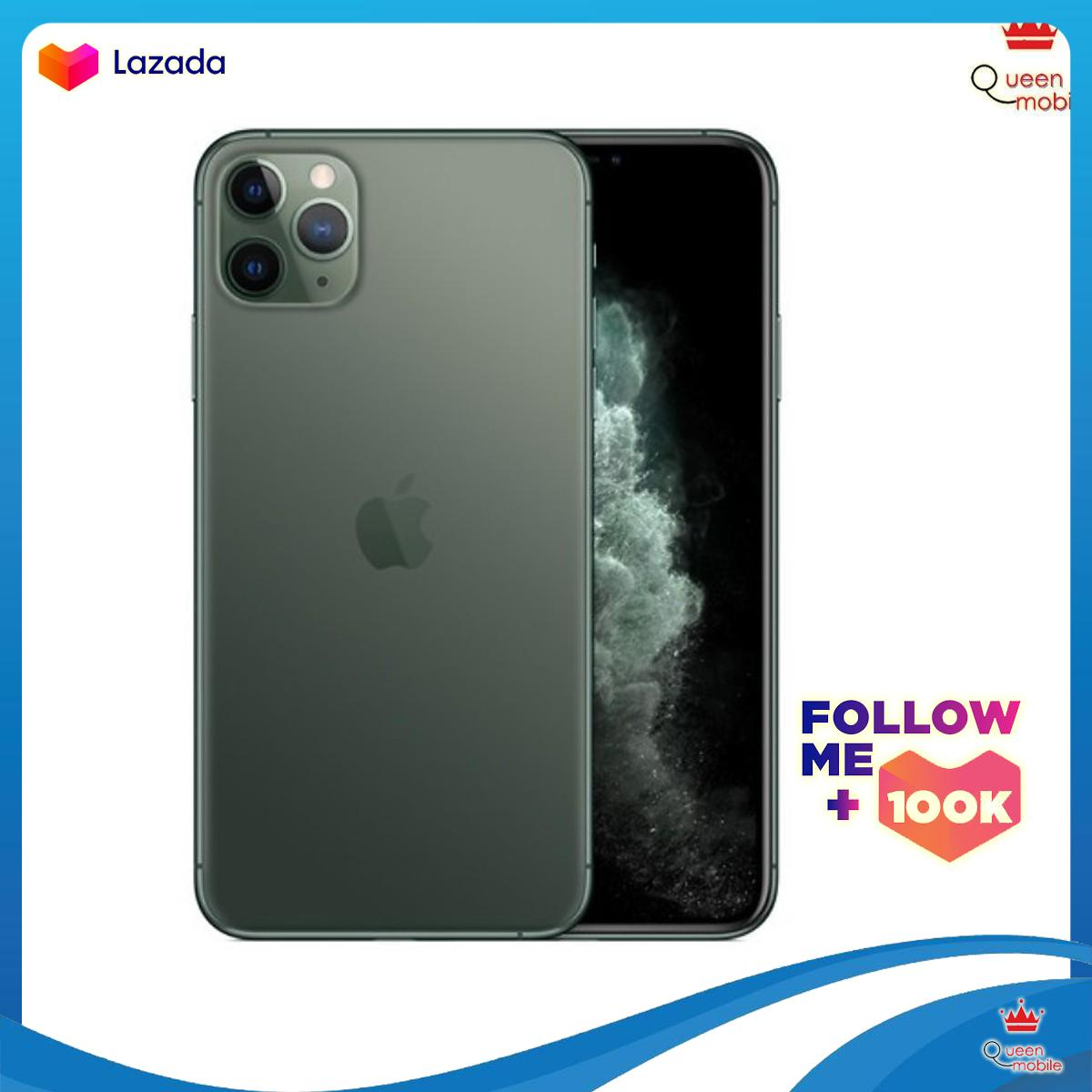 [HOT DEAL - QUEEN MOBILE] Điện Thoại iPhone 11 Pro...