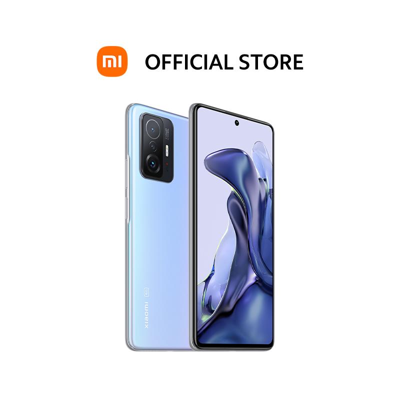 Ưu đãi Đặt trước 7-22/10, Mở bán chính thức 23/10   Điện thoại Xiaomi 11T 8+128GB