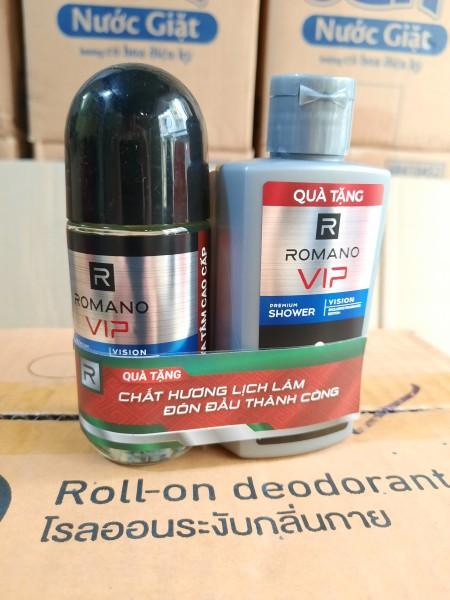 Lăn khử mùi Romano hương nước hoa 50ml (classic) cam kết hàng đúng mô tả chất lượng đảm bảo an toàn đến sức khỏe người sử dụng
