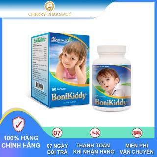 [HCM]Viên uống Bonikiddy tăng sức đề kháng hộp 60 viên thumbnail