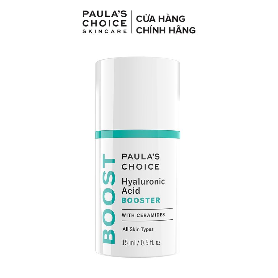 Tinh chất cấp nước làm căng bóng da Paula's Choice Hyaluronic Acid Booster