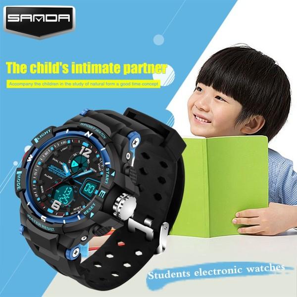 Nơi bán Đồng hồ Trẻ Em thể thao SANDA JAPAN Chống nước Siêu bền