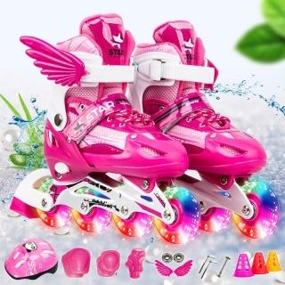 Giày trượt Patin cho trẻ em từ 6 tuổi đến 18 tuổi(GIỐNG ẢNH 100%).(HÀNG CHÍNH HÃNG_CAO CẤP),Giày trượt Patin HÀNG CAO CẤP CHÍNH HÃNG ( BẢO HÀNH 12 THÁNG) thumbnail