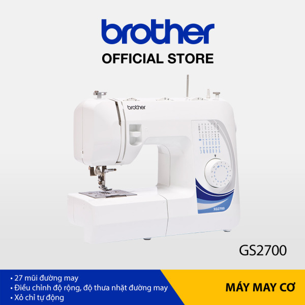 Máy may cơ Brother GS2700