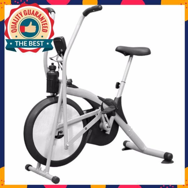 Xe đạp tập thể dục Air Bike khung cứng, độ bền cao, kiểu dáng năng động, tăng cường và nâng cao sức khỏe, phù hợp với mọi lứa tuổi