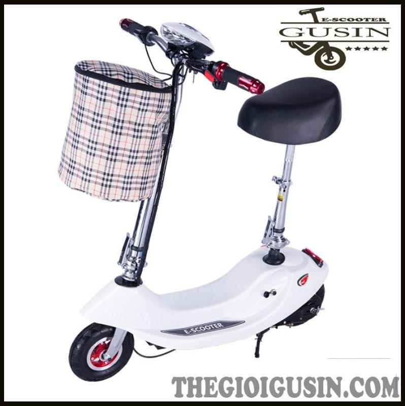 Mua Xe Điện mini E-scooter / GuSin Phân Phối Chính Hãng / Sỉ lẽ Toàn Quốc