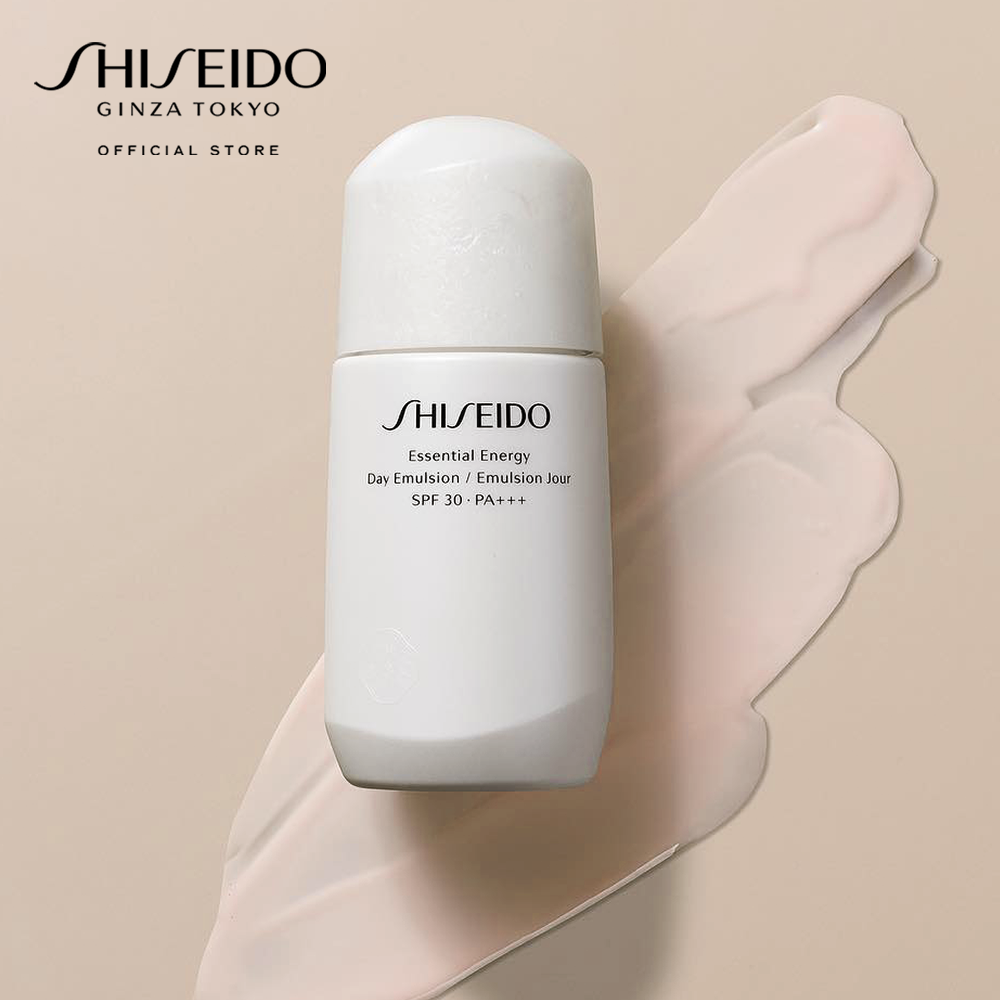Sữa dưỡng da Shiseido Essential Energy Day Emulsion 75ml