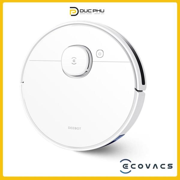 [Trả góp 0%]Robot hút bụi lau nhà khử khuẩn Ecovacs Deebot N8 - Chính hãng