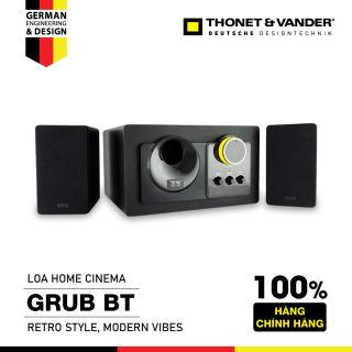Loa vi tính Bluetooth không dây THONET & VANDER GRUB|Công nghệ Bluetooth | Công suất 240w | Công nghệ Howl Bass độc quyền | Công nghệ Wider FX độc quyền | Bảo hành chính hãng