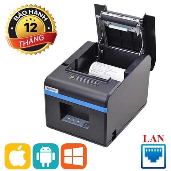 Bảng giá Máy In Hóa Đơn Khổ 80 Xprinter Xp-N160Ii (Cổng Lan) Phong Vũ