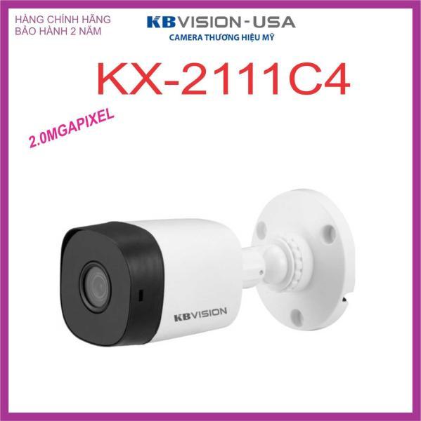 KX-2111C4 CAMERA KBVISION 2MP