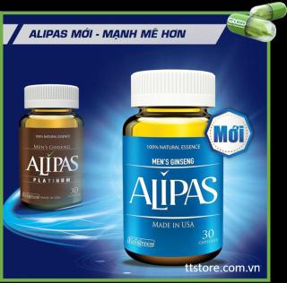 [Mẫu mới] Sâm Alipas New (Hộp 30 viên) - Hàu biển thumbnail
