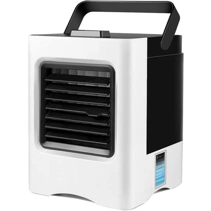 1x Portable Car Home USB Evaporative Air Cooler//Conditioner// Humidifier Desk Fan