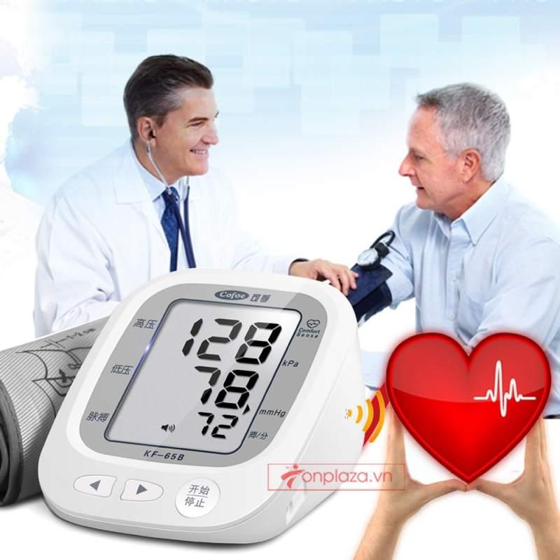 [ THANH LÝ XẢ KHO ]  Máy Đo Huyết Áp Nhật Bản - Máy đo huyết áp điện tử giá cực tốt - Máy Đo Huyết Áp Đo Nhịp Tim, Huyết Áp Chính Xác Tuyệt Đối Dành Cho Mọi Người