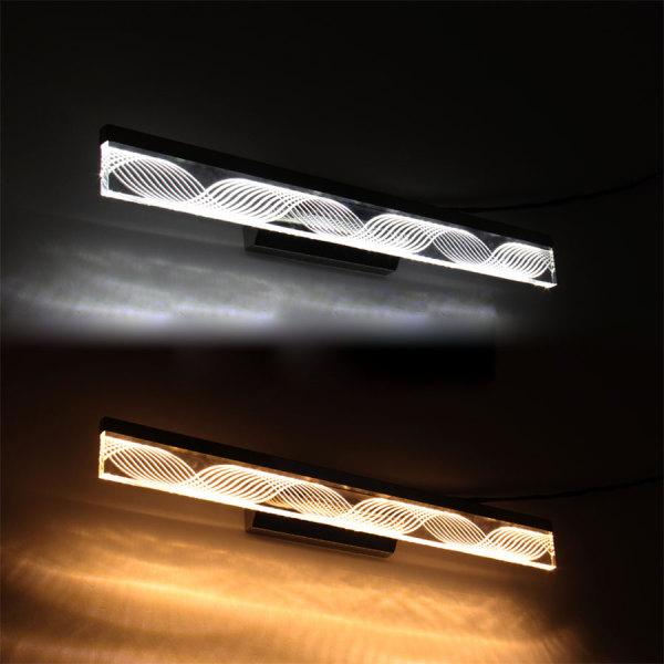 Đèn soi tranh 6017 led tiết kiêm năng lương 7w 10w - Đèn trang trí phòng tắm- Đèn trang trí gương - Đèn hắt tường trang trí