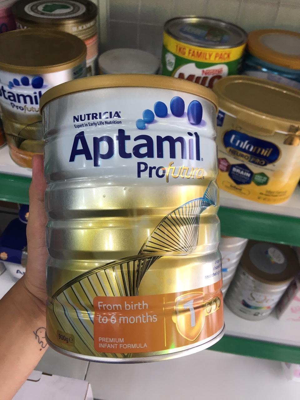 Sữa Aptamil Gold Plus Úc Số 1 Cho Bé Từ...