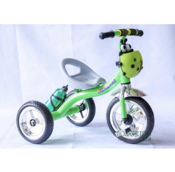 Giá bán Xe đạp 3 bánh giỏ con bọ, có bình nước