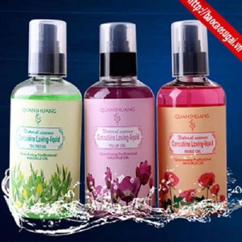 Dầu massage hương thơm thiên nhiên 200ml