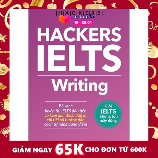 Sách - Hackers Ielts: Writing