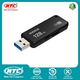 [HCM]USB 3.2 Gen 1 Kioxia TransMemory U365 128GB 150Mb s (Đen) - Formerly Toshiba Memory - Nhất Tín Computer thumbnail