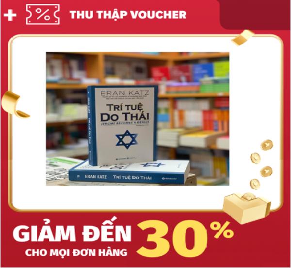 Sách Trí Tuệ Do Thái (Tái Bản 2018) + Tặng Kèm Bookmark