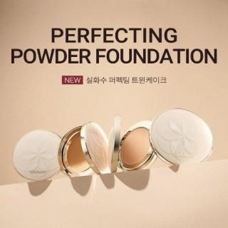 Phấn Phủ Sulwhasoo Perfecting Powder Foundation 11g Dưỡng Trắng Chống Lão Hóa, Cho Làn Da Căng Mịn thumbnail