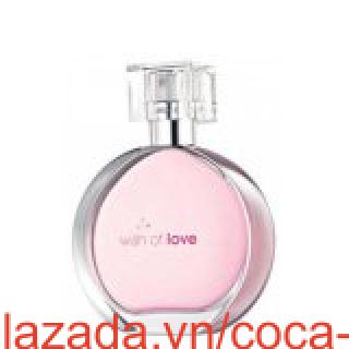 Nước hoa Nước hoa nữ Avon Wish of love (0949) Eau de Parfume 50ml Hương trái cây ngọt ngào và hương hoa đồng hội tươi mát thumbnail