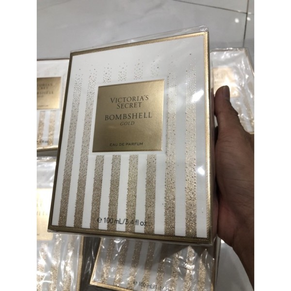 Nước hoa nữ Victoria's Secret Bombshell Gold edp 100ml full seal