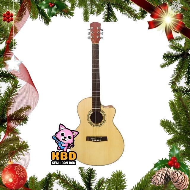 Đàn guitar Acoustic KBD69 + 2 Picks