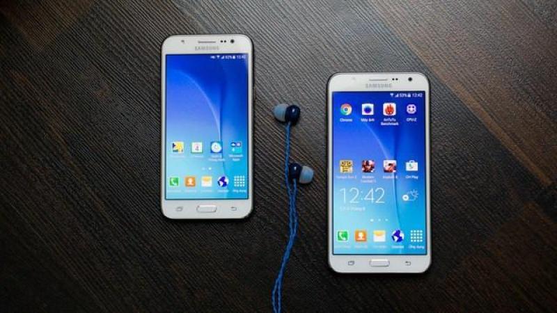 Điện thoại samsung J5 - Hàng chính hãng (Bảo hành toàn quốc trong vòng 12 tháng)