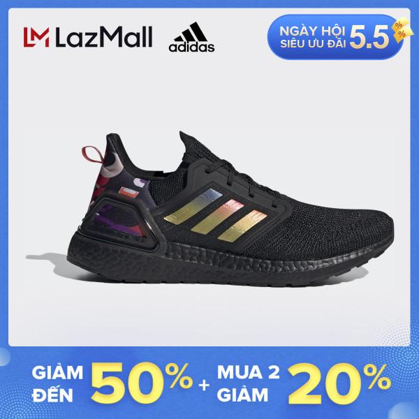 adidas RUNNING Giày UltraBoost 20 Unisex Màu đen GZ8988