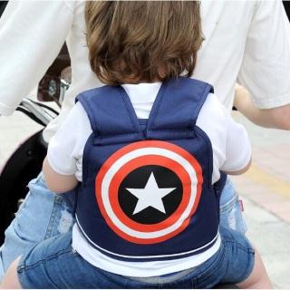 Đai xe máy cho bé chắc chắn an toàn giúp bé có thế di chuyển an toàn cùng bố mẹ trong suốt chặng đường thumbnail