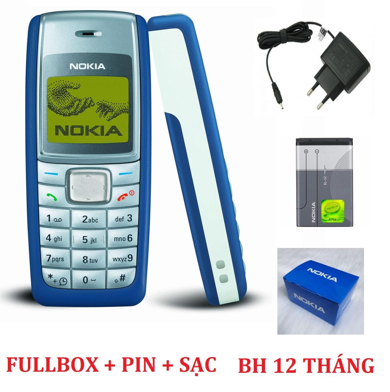 Điện thoại Nokia 1110i - Fullbox - Hàng công ty chính hiệu - Xả hàng tồn - Bảo hành 12 tháng - NNMT Store