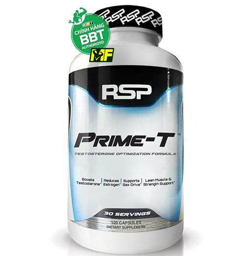 RSP Prime-T -  Tăng Cường Sinh Lực Phái Mạnh nhập khẩu