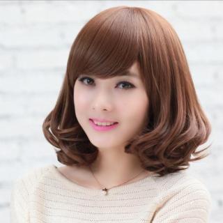 Tóc giả nữ Hàn Quốc + Tặng kèm lưới T333 thumbnail