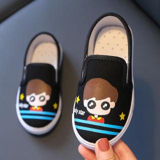 ( Bảo hành 12 tháng ) Giày Tập đi Cho Bé  Trai Đế Mềm Chống trơn trượt GiàyThể Thao Cho Bé Trai