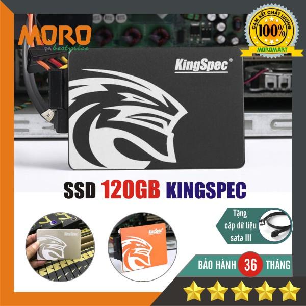 Bảng giá Ổ cứng SSD Kingspec 120GB - Bảo hành chính hãng 36 tháng Phong Vũ