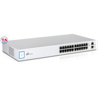 [HCM]Thiết bị chuyển tiếp thông minh Switch Unifi US-24 thumbnail