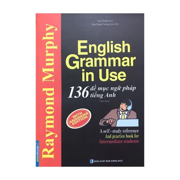 136 đề mục ngữ pháp tiếng Anh