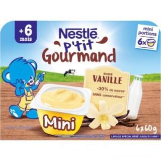 Váng Sữa Nestle Pháp 6 Hộp Cho Bé Từ 6 Tháng Mẫu Mới thumbnail
