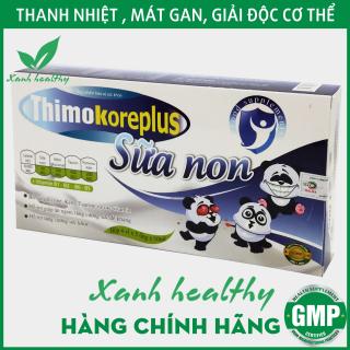 Siro ăn ngon THIMO KORE PLUS Sữa Non - Hàng chính hãng - bổ sung kẽm và các vitamin giúp bé ăn ngon, tiêu hóa khỏe, đề kháng tốt - Hộp 20 ống x10ml thumbnail