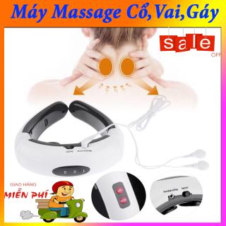 áy Massage Cổ và Vai Gáy Xung Điện, Máy Massage Bằng Xung Điện - Máy Massage Chữ C 2 trong 1-Giúp Bạn Giảm Cơn Đau Nhứt Hiệu Quả-Bảo Hành 12 Tháng thumbnail