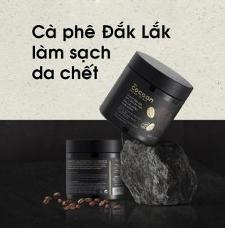 Tẩy Tế Bào Chết (Dak lak coffee body polish) Cà phê Đắk Lắk 200ml Cocoon Vietnam thumbnail