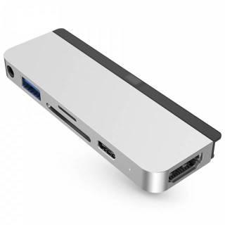Cổng Chuyển HyperDrive USB-C Hub (HD319A) for iPad Pro 2018,Macbook Pro,Tablet&Smartphone thumbnail