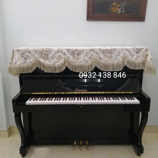 KHĂN PHỦ ĐÀN PIANO CƠ,MẪU PHỦ TÓC TIÊN MỚI SANG TRỌNG