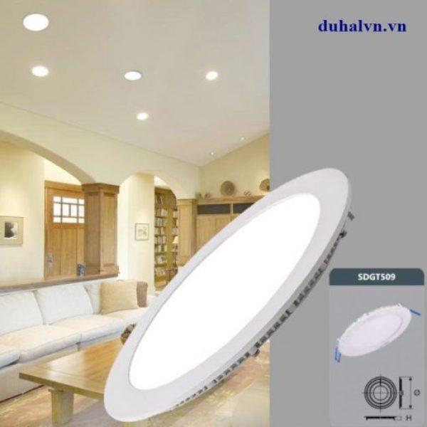 Đèn LED panel âm trần 9W (KDGT509)