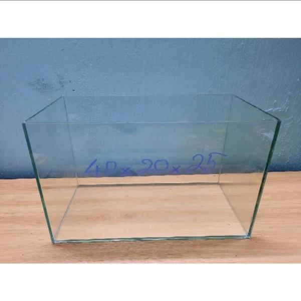 Bể cá cao 25 x20x40 kính 5mini